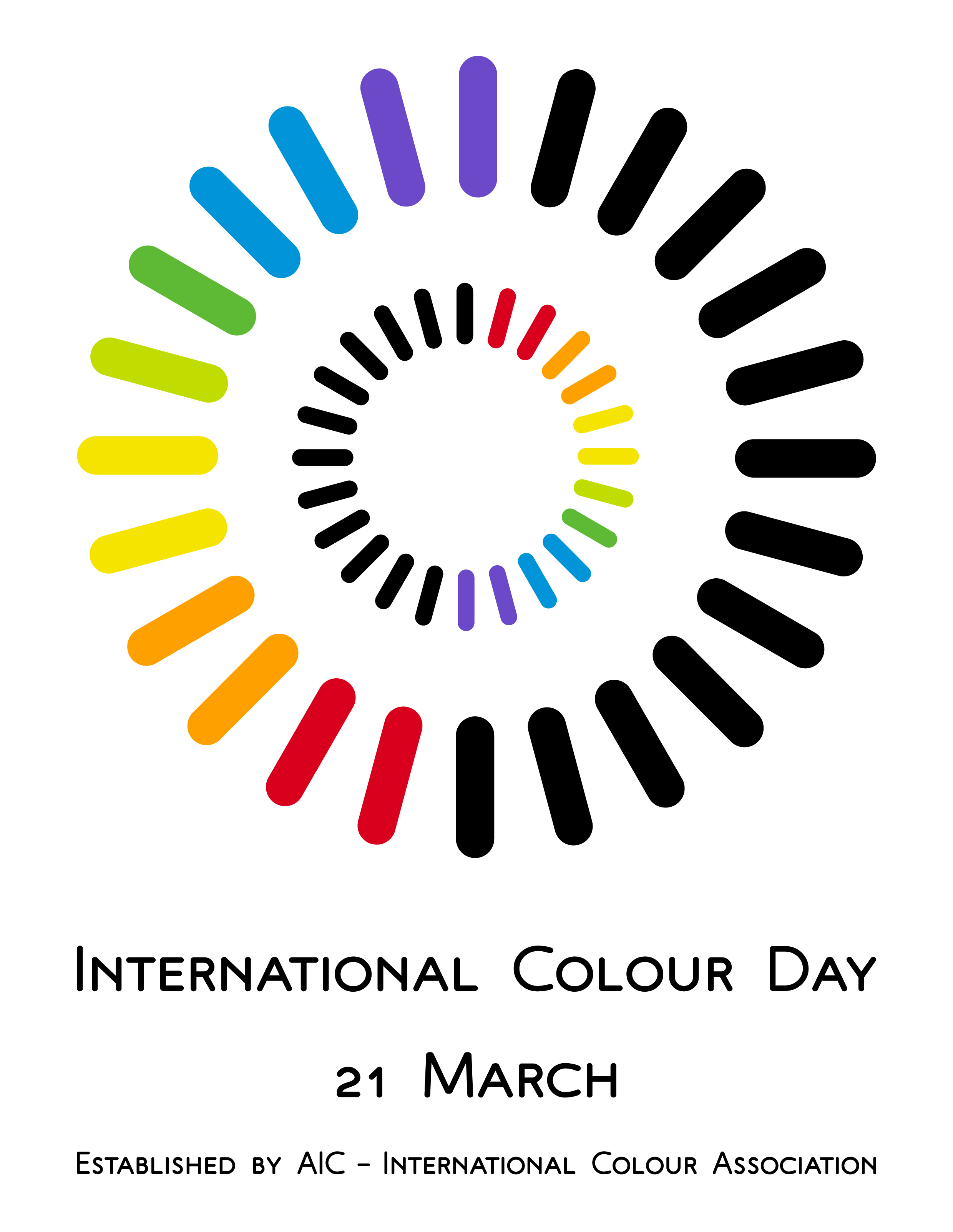 international colour day NCS 21. mars